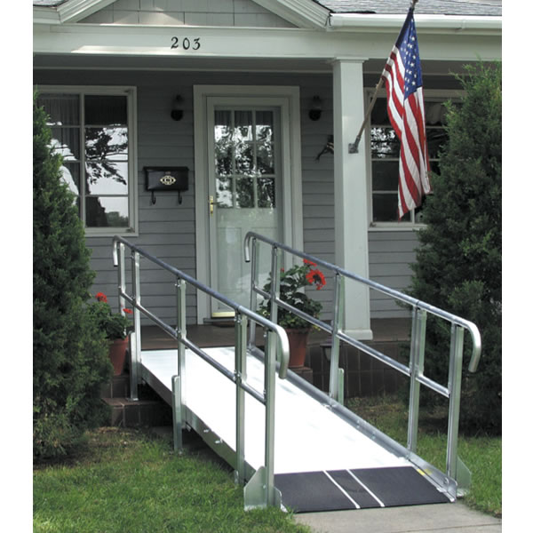 Modular Ramp - Commercial Use