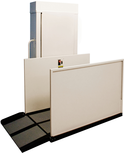 VMI Electric Wheelchair Lifts - Columbus Mobility Specialists