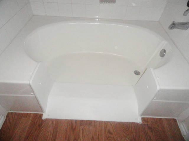 The Bathtub Roll In Conversion Kit By Ameriglide