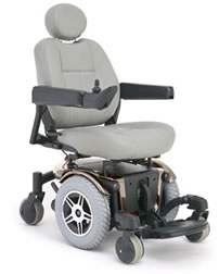 Pride Electric Wheelchairs