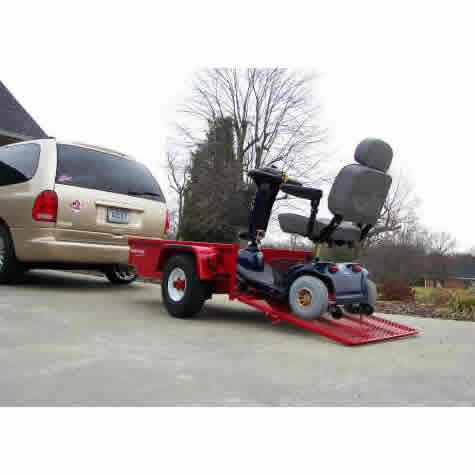 Wheelchair Trailers Scootatrailer