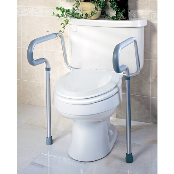 Guardian Toilet Safety Frame (CASE OF 2)