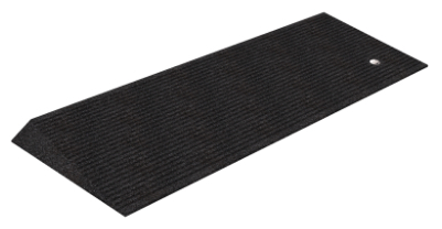 Rubber Beveled Threshold Ramp 1.5