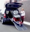Rear Door Car Ramps