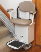 Introducing the AmeriGlide Rubex Stair Lift