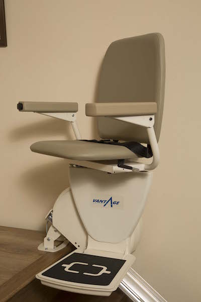 Harmar Vantage Stair Lift | Jazzy Electric Wheelchairs