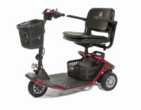 Golden LiteRider - 3 Wheel Travel Scooter