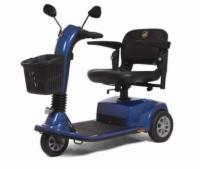 Golden Companion - Full Size 3 Wheel Scooter
