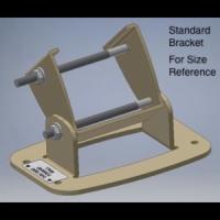 For Size Reference - Small Bracket