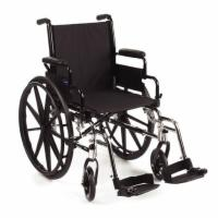 Invacare 9000 SL Durable Steel Manual Wheelchair
