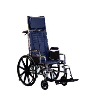 Invacare Tracer SX5 Reclining Back Manual Wheelchair